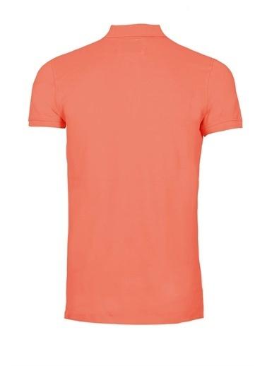 Lufian Tişört Oranj